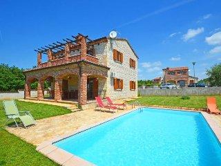 4 bedroom Villa in Jursici, Istarska Zupanija, Croatia : ref 5052742