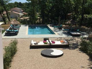 2 bedroom Apartment in Montauroux, Provence-Alpes-Cote d'Azur, France : ref 5506