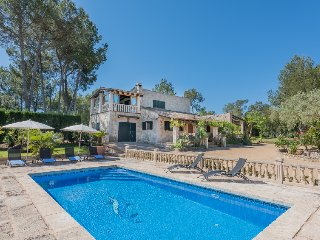 3 bedroom Villa in Sencelles, Balearic Islands, Spain : ref 5392742