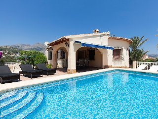 3 bedroom Villa in Denia, Valencia, Spain : ref 5061808