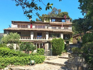 2 bedroom Apartment in Vence, Provence-Alpes-Cote d'Azur, France : ref 5436180