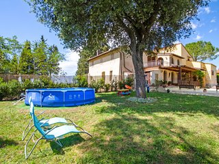 3 bedroom Villa in Certaldo, Tuscany, Italy : ref 5425986