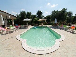 2 bedroom Apartment in Muro Leccese, Apulia, Italy : ref 5488906