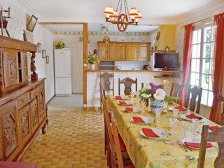 6 bedroom Villa in Haut Penestin, Brittany, France : ref 5522084