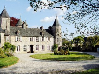 6 bedroom Villa in Flottemanville, Normandy, France : ref 5445074