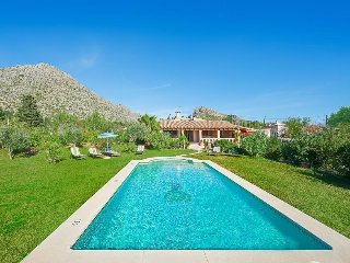 3 bedroom Villa in Port de Pollenca, Balearic Islands, Spain : ref 5334565