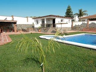 4 bedroom Villa in Nerja, Andalusia, Spain : ref 5455205