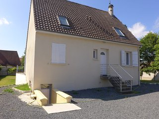 3 bedroom Villa in Merville-Franceville-Plage, Normandy, France : ref 5560418