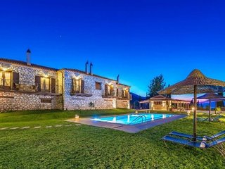 2 bedroom Villa in Vougiato, Ionian Islands, Greece : ref 5310508
