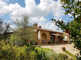 2 bedroom Villa in La Querce, Tuscany, Italy : ref 5240967