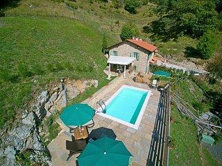 2 bedroom Villa in Pescaglia, Tuscany, Italy : ref 5241103