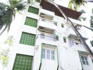 Restful abode for a solo traveller, 260 m from Alibag Beach
