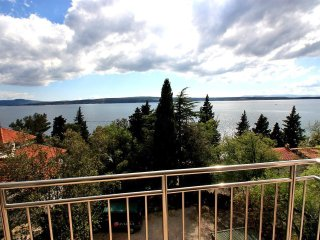 3 bedroom Apartment in Dramalj, Primorsko-Goranska Županija, Croatia : ref 5561