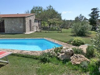 3 bedroom Villa in Pitigliano, Tuscany, Italy : ref 5477244