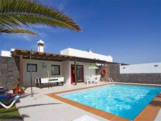 2 bedroom Villa in Playa Blanca, Canary Islands, Spain : ref 5455643