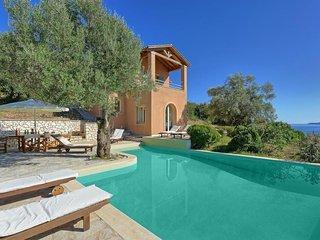 3 bedroom Villa in Syvota, Ionian Islands, Greece : ref 5334436
