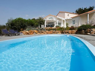 4 bedroom Villa in Les Sables-d'Olonne, Pays de la Loire, France : ref 5456745