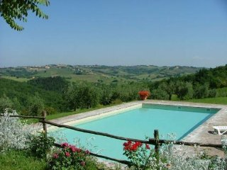 3 bedroom Apartment in Piecorto, Tuscany, Italy : ref 5505364