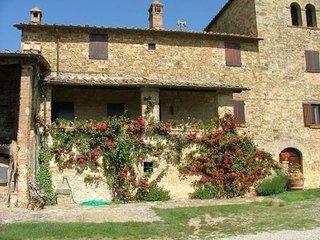 2 bedroom Apartment in Piecorto, Tuscany, Italy : ref 5505365