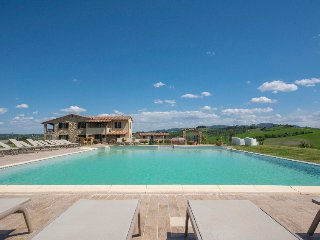 2 bedroom Apartment in Volterra, Tuscany, Italy : ref 5389086