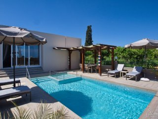 3 bedroom Villa in Heraklion, Crete, Greece : ref 5485079