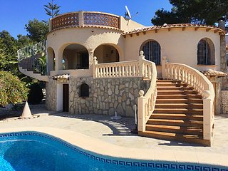 2 bedroom Villa in Xabia, Valencia, Spain : ref 5036259