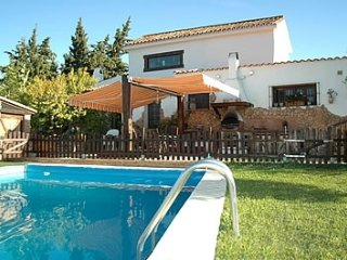 4 bedroom Villa in Casares, Andalusia, Spain : ref 5455144