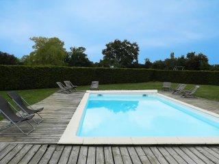 3 bedroom Apartment in Saint-Laurent-de-la-Salle, Pays de la Loire, France : ref