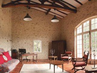 4 bedroom Villa in Saint-Ferme, Nouvelle-Aquitaine, France : ref 5565401