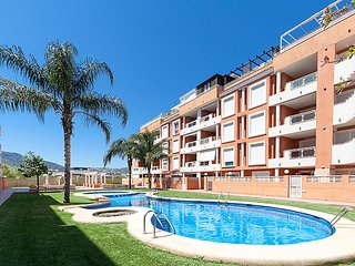 3 bedroom Apartment in Denia, Valencia, Spain : ref 5036455