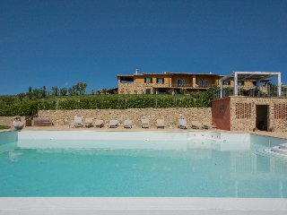 3 bedroom Apartment in Volterra, Tuscany, Italy : ref 5389046