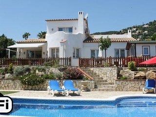4 bedroom Villa in Sant Antoni de Calonge, Catalonia, Spain : ref 5250737