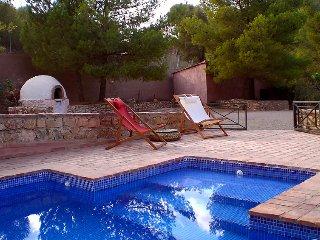 4 bedroom Villa in Aledo, Murcia, Spain : ref 5044901
