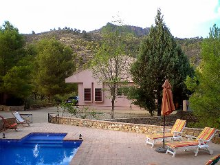 4 bedroom Villa in Aledo, Murcia, Spain : ref 5044901