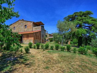 Piazze Villa Sleeps 6 with Pool Air Con and WiFi - 5242145