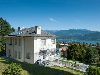 5 bedroom Villa in Baveno, Piedmont, Italy : ref 5218540