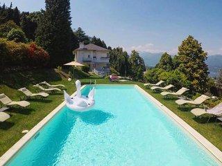 5 bedroom Villa in Baveno, Piedmont, Italy : ref 5218540
