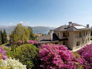6 bedroom Villa in Baveno, Piedmont, Italy : ref 5218540