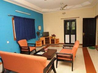 Apartment stay near Cauvery Bridge