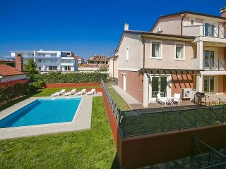 3 bedroom Villa in Novigrad, Istarska Zupanija, Croatia : ref 5426539