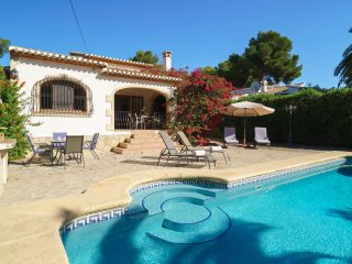 3 bedroom Villa in Benitachell, Valencia, Spain : ref 5536404