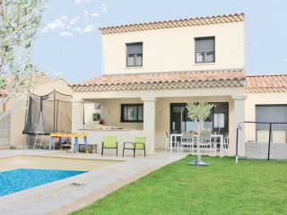 4 bedroom Villa in Les Angles, Occitania, France : ref 5550959