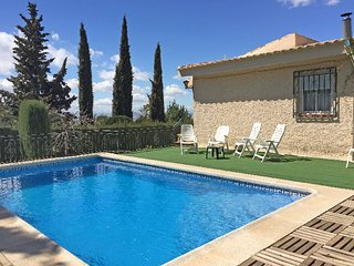 4 bedroom Villa in Monachil, Andalusia, Spain : ref 5043266