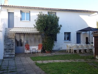 4 bedroom Villa in Saujon, Nouvelle-Aquitaine, France : ref 5036406