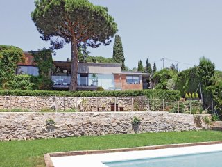 3 bedroom Villa in Cabrils, Catalonia, Spain : ref 5538592