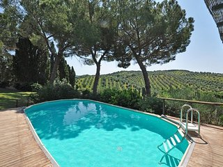 3 bedroom Apartment in Marsiliana, Tuscany, Italy : ref 5241767