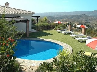 3 bedroom Villa in Casares, Andalusia, Spain : ref 5455011