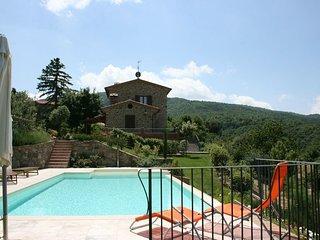 2 bedroom Villa in Toppo di Moro, Tuscany, Italy : ref 5240163