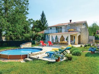 3 bedroom Villa in Santalezi, Istria, Croatia : ref 5564396