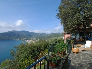 4 bedroom Villa in Moneglia, Liguria, Italy : ref 5218589